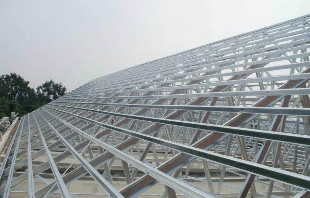 Cara menghitung volume rangka atap baja ringan Rizki