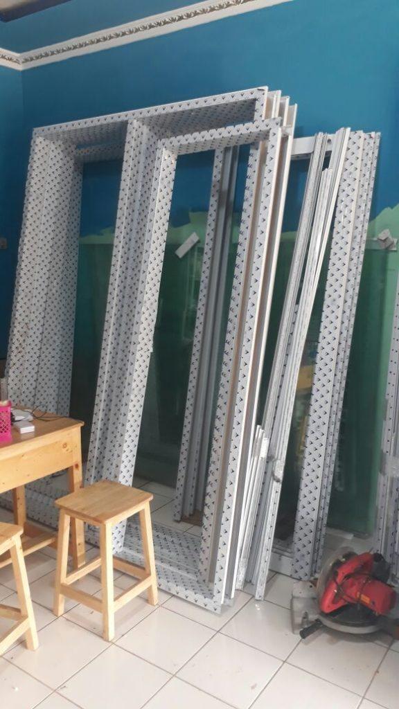 Jual kusen Aluminium di Bintaro