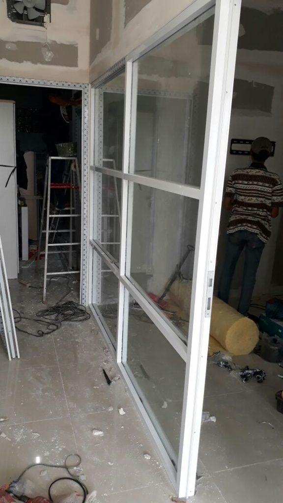 Jual Pintu Aluminium di Pamulang