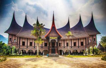 Design Rumah Gadang