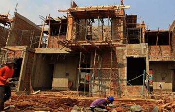 Membangun Rumah Sendiri