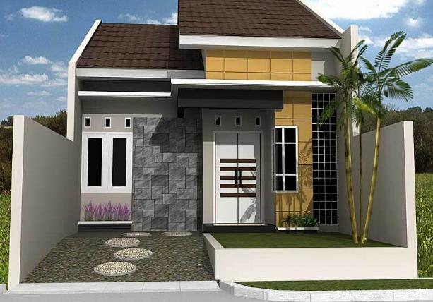 Rumah Bergaya Modern
