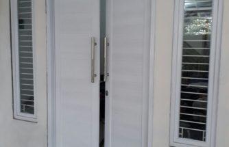 Ganti Dulu Pintu Depan Sebelum Jual Rumah